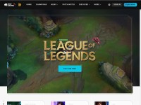 http://leagueoflegends.com
