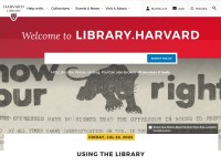 http://library.harvard.edu/