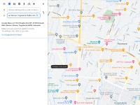 http://maps.google.com/maps?view=maps&f=d&daddr=Kragilan+No.8+RT:+01/08+Sinduadi,+Mlati,+Sleman,+Sleman,+Yogyakarta+55284,+Indonesia&ll=-7.757854,110.35900699999999&z=15