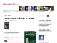 http://mayapplepress.com/women-longing-to-fly-sara-kay-rupnik/