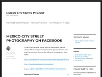 http://mexicocitymetro.wordpress.com/