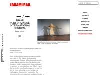 http://miamirail.org/reviews/miami-performance-international-festival/