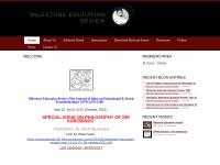 http://milestonereview.webs.com/