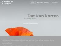http://ministryofmessages.com