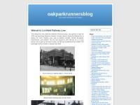 http://oakparkrunner.wordpress.com/walsall-to-lichfield-railway-line/
