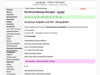 http://online-lernen.levrai.de/deutsch_rechtschreibung_uebungen_5-7.htm