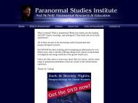 http://paranormalstudies.org/
