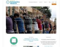 http://participatorymedicine.org/