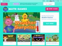 http://pbskids.org/games/math.html