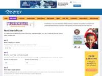 http://puzzlemaker.discoveryeducation.com/WordSearchSetupForm.asp