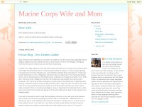 http://rebeccajmarinecorpswife.blogspot.com/