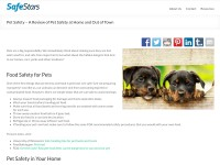 http://safestars.org/pet-safety-review/
