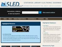 http://sled.alaska.edu/