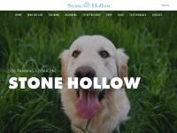 http://stonehollowdog.com