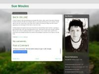http://suemoules.blogspot.com/2010/06/back-on-line.html