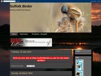 http://suffolkbirder.blogspot.com/