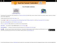 http://sunrisesunset.com