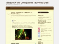http://thelifeofthelivingwhentheworldends.wordpress.com