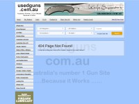 http://usedguns.com.au/used-guns-whats-new