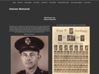 http://veteranmemorial.yolasite.com/