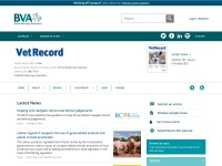http://veterinaryrecord.bmj.com/content/146/22/629