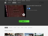 http://video.foxnews.com/v/4427126/king-james-bible-celebrates-400-years/