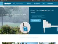 http://www.HunterIndustries.com