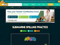 http://www.abcya.com/dolch_sight_word_spelling.htm