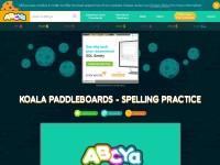 http://www.abcya.com/spelling_practice.htm
