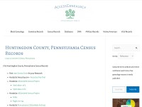 http://www.accessgenealogy.com/census/huntingdon-county-pennsylvania-census-records.htm