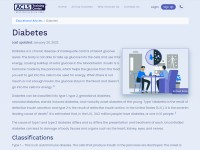 http://www.acls.net/health-library-diabetes.htm