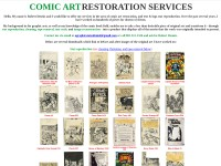 http://www.agraphicstateofmind.com/comic_art_restoration_services.html