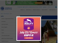 http://www.akc.org/events/agility/