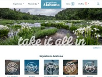 http://www.alabama.travel/cities-towns/alabama-metro-areas/