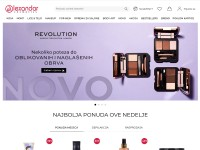 http://www.alexandar-cosmetics.com