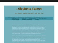 http://www.alleghenyechoes.com/