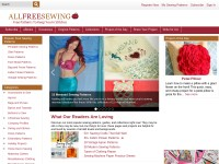 http://www.allfreesewing.com