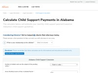 http://www.alllaw.com/calculators/childsupport/alabama/