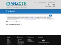 http://www.anzctr.org.au/trialSearch.aspx