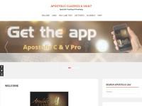 http://www.apostolicvault.com