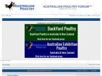 http://www.australianpoultryforum.com/