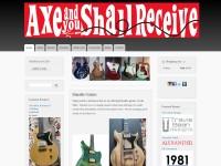 http://www.axeandyoushallreceive.com/