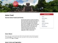 http://www.aztec-indians.com/aztec-food.html