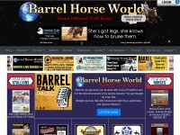 http://www.barrelhorseworld.com