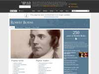 http://www.bbc.co.uk/robertburns/