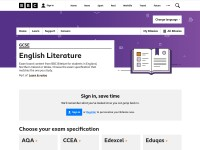 http://www.bbc.co.uk/schools/gcsebitesize/english_literature/