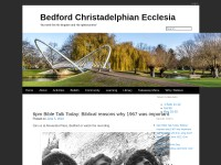 http://www.bedford-ecclesia.org.uk/