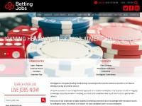 http://www.bettingjobs.com