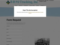 http://www.bh92truckinginc.com/form-request