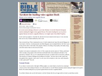 http://www.bibleinthenews.com/home/